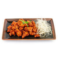 8.90Piquant chicken with chili garlic sauce with ginger