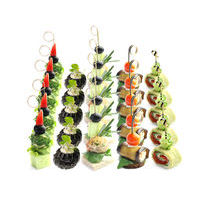1101. Assortment of vegetable starters