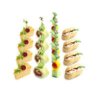 1105. Assortment of vegetable starters