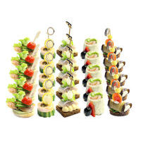 1201. Assorted seafood starters