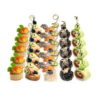 1208. Assorted seafood starters