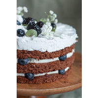 14. Berry layer cake