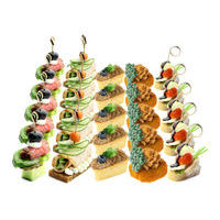 1402. Assortment of meat starters