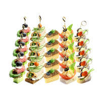 1403. Assortment of meat starters