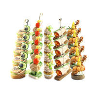 1404. Assortment of meat starters
