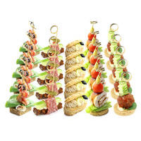 1409. Assortment of meat starters