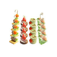 1501. Assortment of meat starters
