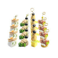 1502. Assortment of meat starters