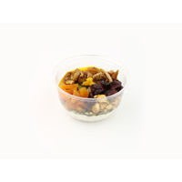 309. Greek yoghurt with bulgur and dried fruits