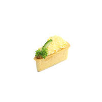 3404. Cheese tartlet with cheese cream