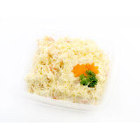 406. Cheese salad (0.5 kg)