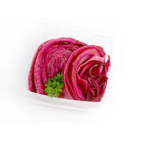 418. Piquant cabbage in pickled beet marinade (0.5 kg)
