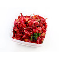 419. Piquant vegetable salad (0.5 kg)