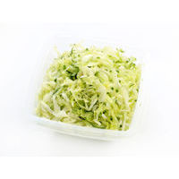 423. Fresh cabbage salad with cucumber