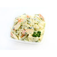 447. Crab stick salad with cauliflower (0.5 kg)