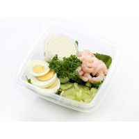457. Shrimp salad with yoghurt sauce (200/50 g)