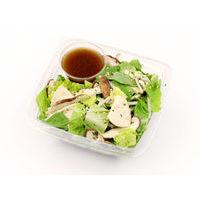 467. Romaine salad with Shiitake mushrooms (200/40 g)