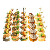 1405. Assortment of meat starters