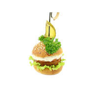 4901. Mini burger with chicken