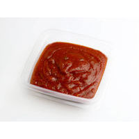 654. Tomato dressing with greens
