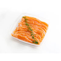 500. Salted salmon (sliced)
