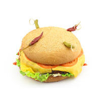 6014. XXL Chicken burger