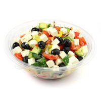 6023. Greek salad with