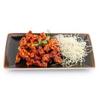 Crispy beef with sweet thai chili sauce