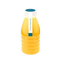 Fresh apple&orange&pineapple juice