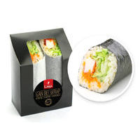 Gan bei Wrap with crab sticks