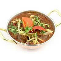 Lamb in Rogan Josh sauce